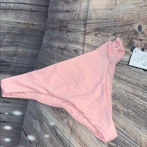 ✨ women's pink bikini bottoms